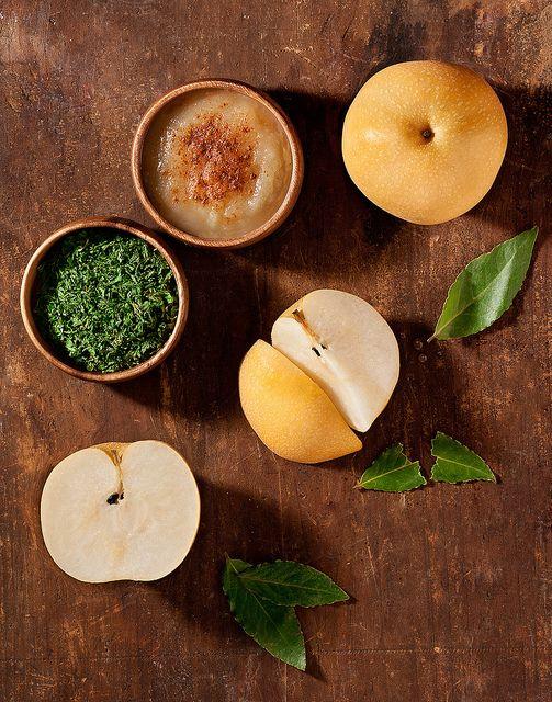 apple pears