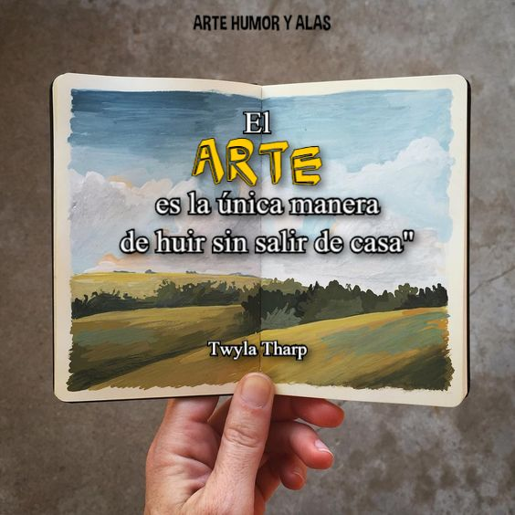 Frases Sobre Arte Book Cover Humor Books
