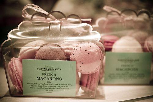fortnum and mason macarons