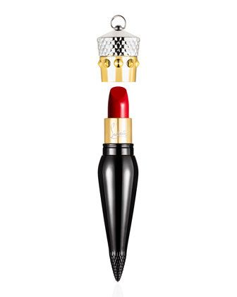 Rouge Louboutin Satin Lipstick by Christian Louboutin Beaute at Neiman Marcus.: