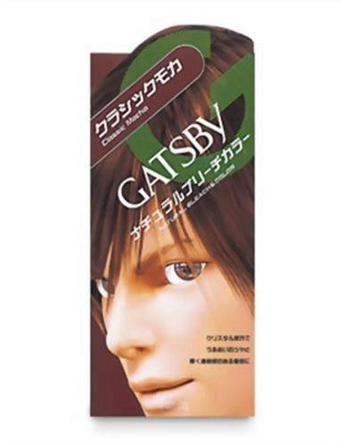 GATSBY Hair Natural Bleach Color Classic Mocha ** Details can be found by clicking on the image.