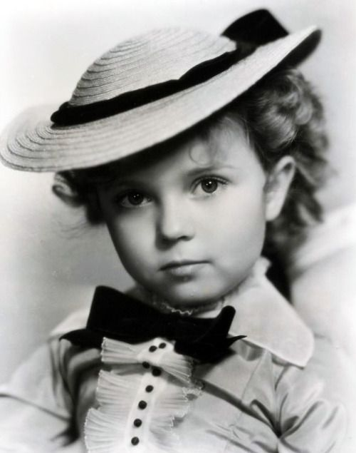 Shirley Temple    #ancestry #vintage #history #genealogy