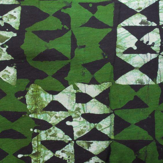 African Wax Batik #822
