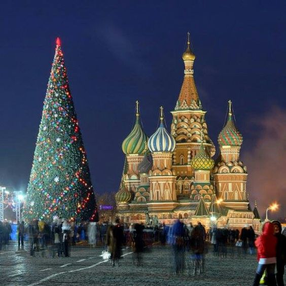 Christmas en Rusia