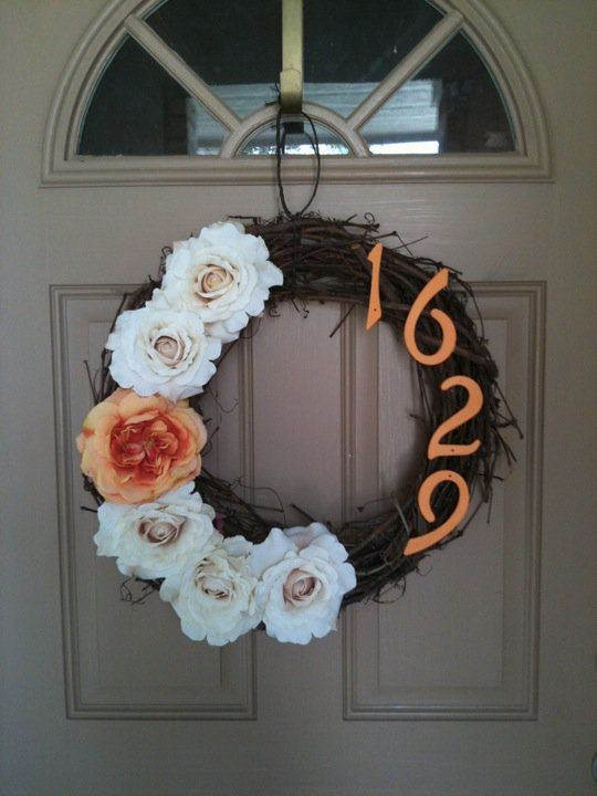What a cute wreath