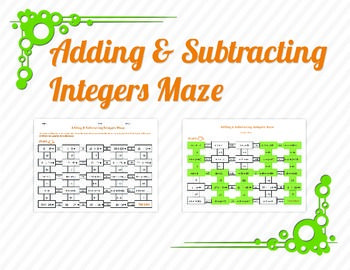 math worksheet : subtracting integers integers and math activities on pinterest : Subtraction Of Integers Worksheet