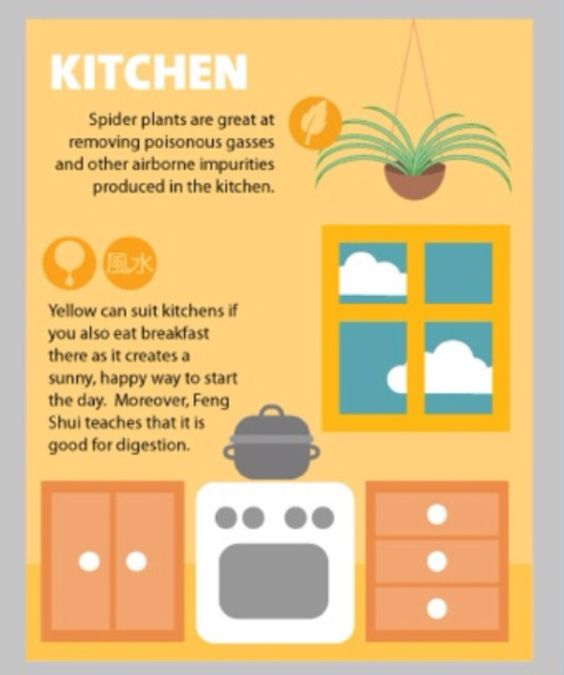Feng shui feng shui tips and kitchens on pinterest - Consejos feng shui ...