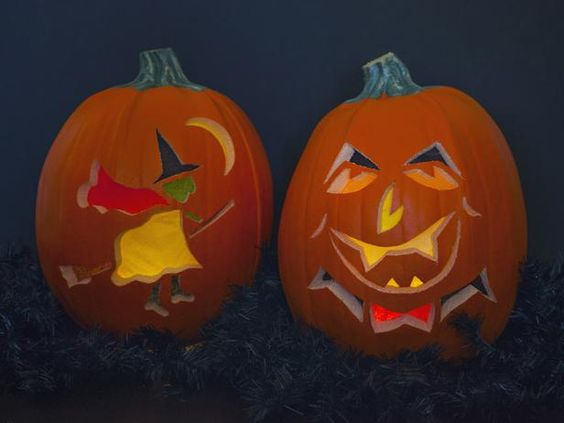 Unique halloween pumpkin decorating ideas coats tissue