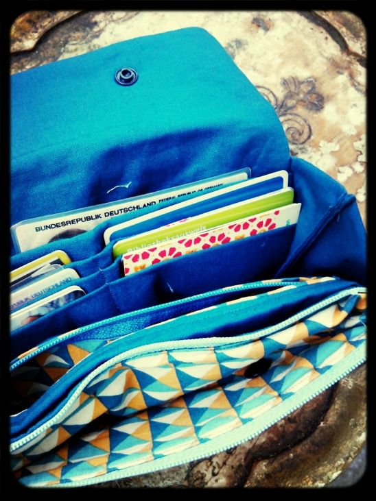 Purse- cause I needed one... by Silvia Philipp | Project | Sewing / Bags & Purses | Kollabora #diy #kollabora #sewing #purse