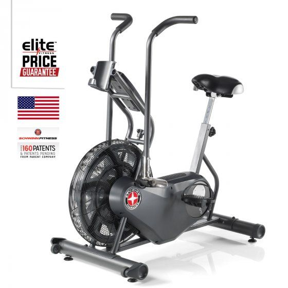 Airdyne Ad6 Exercycle Exercycle Stationary Bike Schwinn
