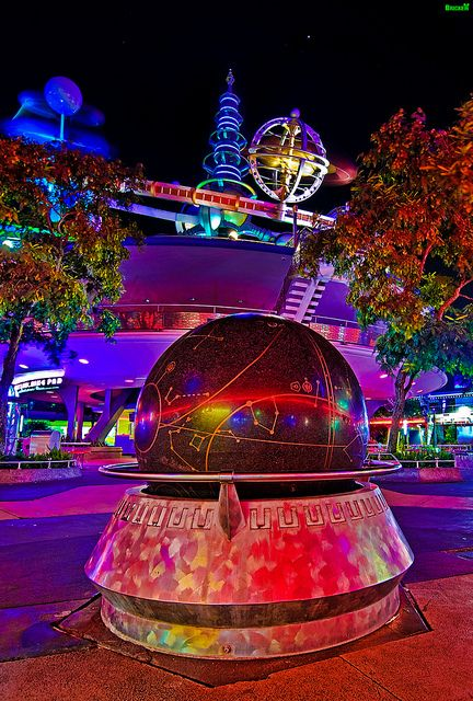 a trip to space mountain No, the scariest disney experience you'll find this fall is on space mountain ghost galaxy  receive exclusive travel deals, insider tips, inspiration, breaking news updates, and more.