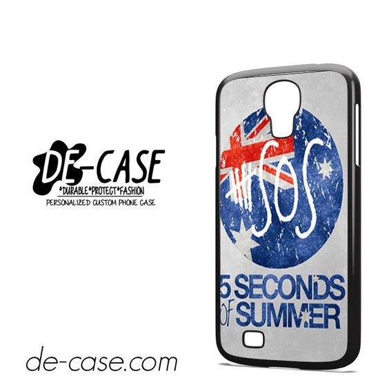 5 Seconds Of Summer 5SOS 5 SOS Flag For Samsung Galaxy S4 Case Phone Case Gift Present YO