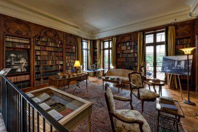 Edith Wharton's Library 3