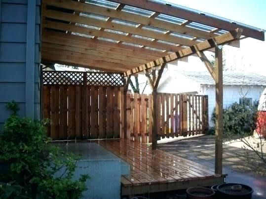 All About Deck Coverings You Need To Know Decorifusta In 2020 Covered Patio Design Outdoor Covered Patio Backyard Patio
