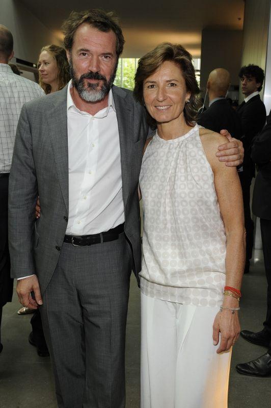Ermenegildo Zegna Spring/Sommer 2013 - Sebastian Koch + Anna Zegna - http://olschis-world.de/  #ErmenegildoZegna #Menswear #Fashion