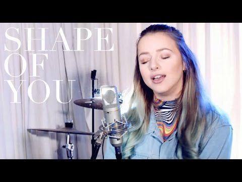 Ed Sheeran Shape Of You Emma Heesters Cover Youtube In 2020 Shape Of You Song Shape Of You Remix Shape Of You