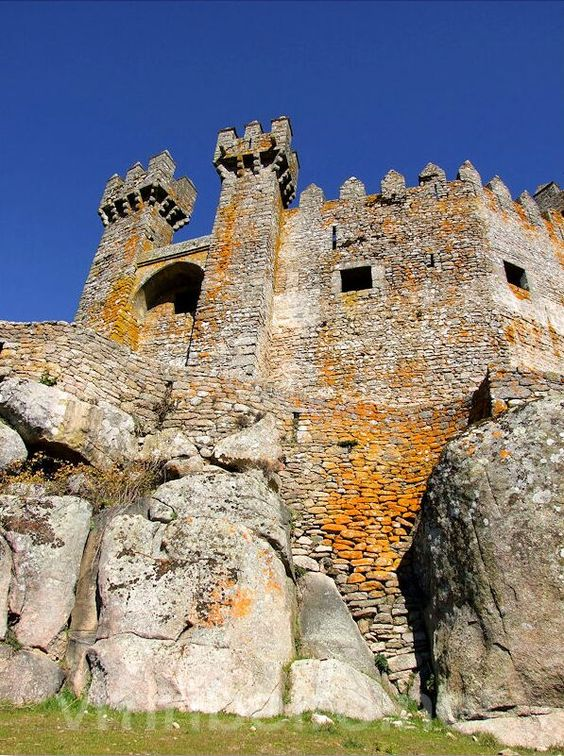 PENEDONO (Portugal): Castelo de Penedono.