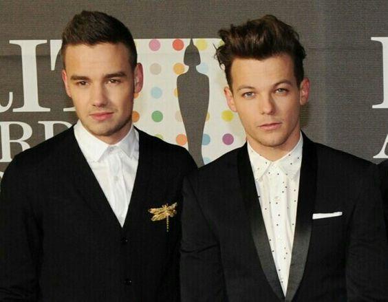 Liam and Lou tonight woah -E