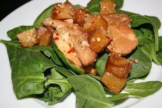 CrockPot Pineapple Chicken Recipe