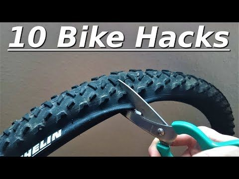 10 Bike Hacks Fur Den Winter Youtube Fahrrad Werkstatt E Bike