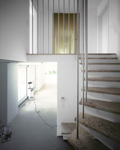 Fuhrimann Hächler Architects - Stairs - Conversion Grieder Swarovski House in Küsnacht