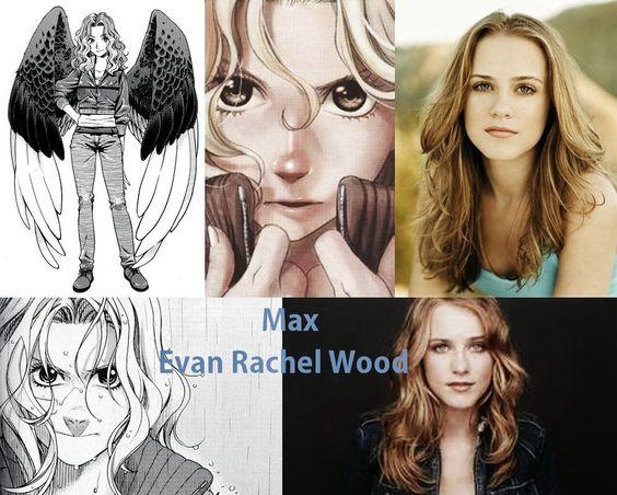 Evan Rachel Wood as Max