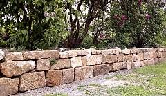 Natursteinmauern - Natursteinmauern für Ihr Grundstück