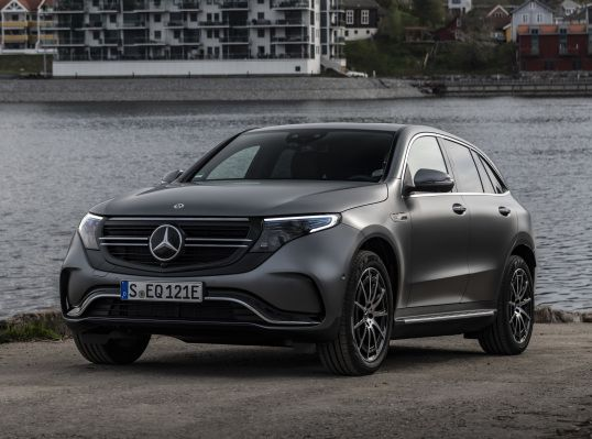 Mercedes Benz Eqc 400 4matic Amg Line Worldwide N293 2019 Mercedes Benz Models Mercedes Benz Benz