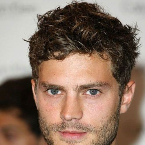 28+ Haircuts for guys with wavy hair trends