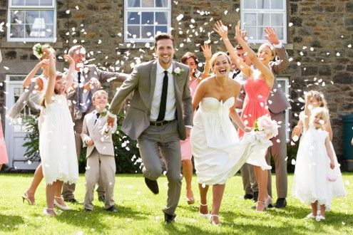 Hochzeitsspiele zum Kennenlernen für Ihre Gäste
