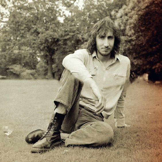 #PeteTownshend, July 1971.