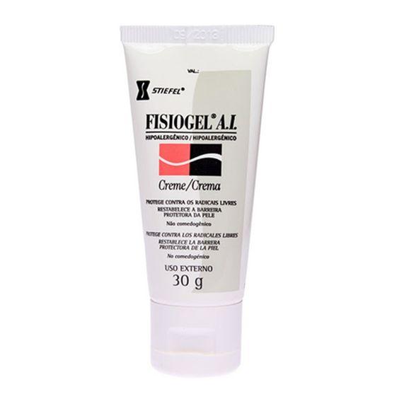 Fisiogel AI Creme Hidratante 30g - Tão bom quanto o Mustela, para bebês com pele sensível.