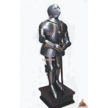 Rüstung der Ritter