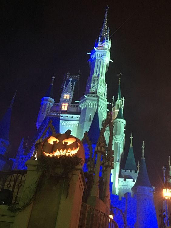 Image result for mickey's not-so-scary halloween party pinterest