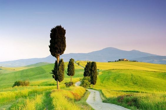 Val d'Orcia: