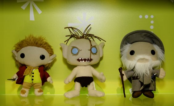 Hobbit plushies, Tron bikes and 11 more must-have Toy Fair 2012 finds