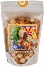 Wild MacMulberry Mix 3 oz., Organic