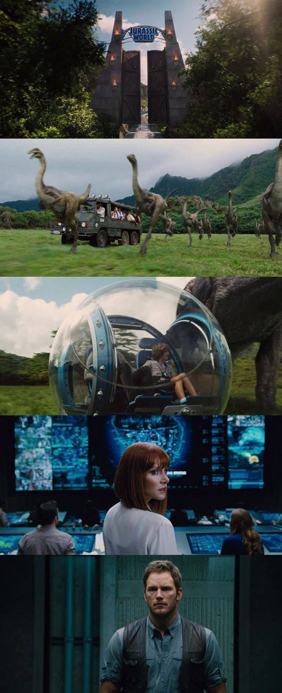 Jurassic World<<<can't even begin to say how psyched I am for this.