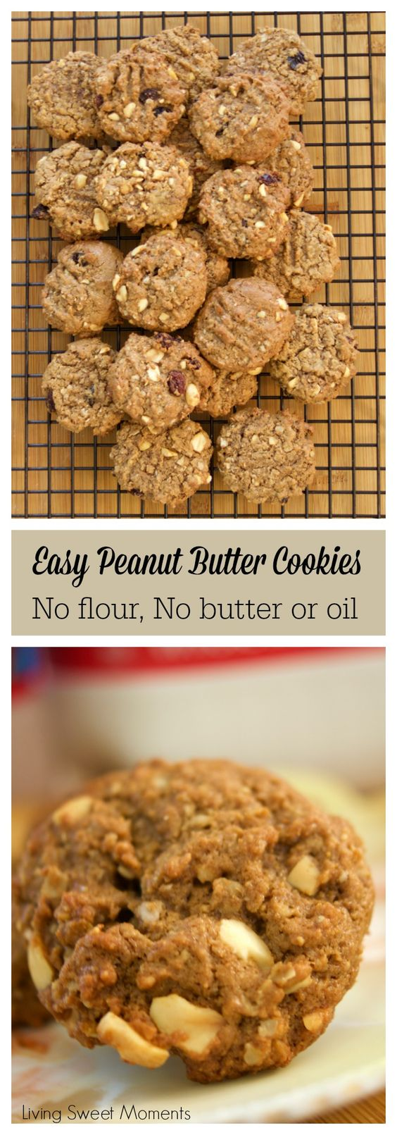 Butter cookies recipe without flour