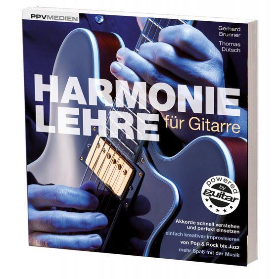Harmonielehre für Gitarre, 22,95 €