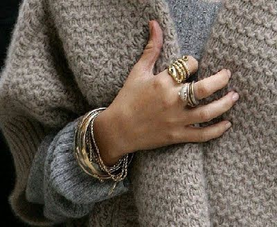 stackable rings!