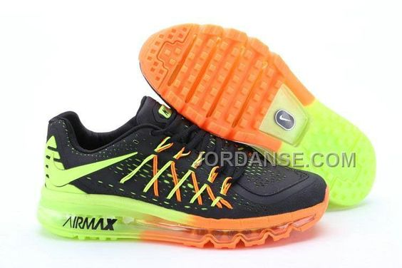 https://www.jordanse.com/nk-air-max-2015-black-green-orange-for-fall.html NK AIR MAX 2015 BLACK GREEN ORANGE FOR FALL Only 79.00€ , Free Shipping!