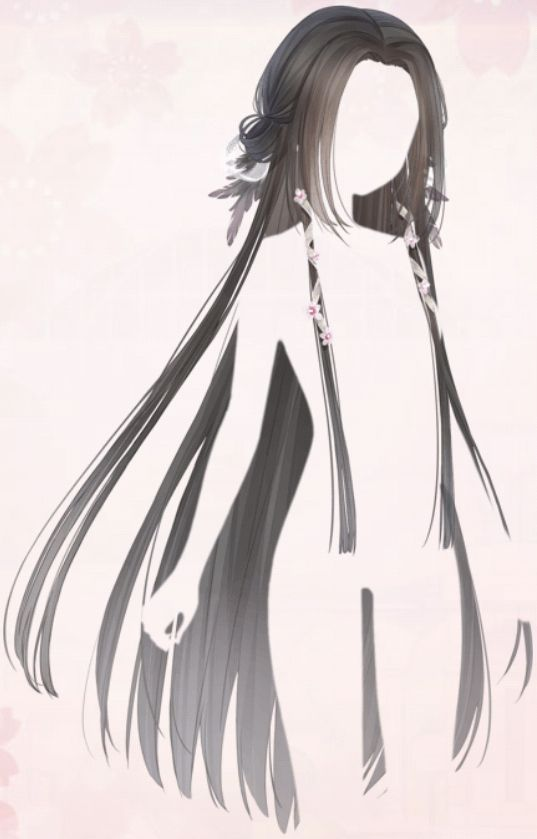 Wind Chasing Moon Love Nikki Dress Up Queen Wiki Fandom In 2020 Manga Hair Anime Hair Hair Sketch