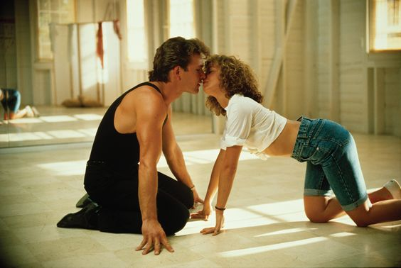 Dirty Dancing love Patrick and Jennifer! One of my favs!