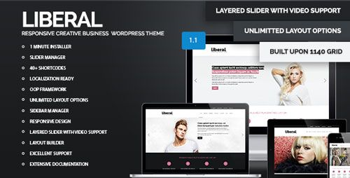 Download Liberal - WordPress Responsive Business Theme - http://wordpressthemes.me/download-liberal-wordpress-responsive-business-theme/