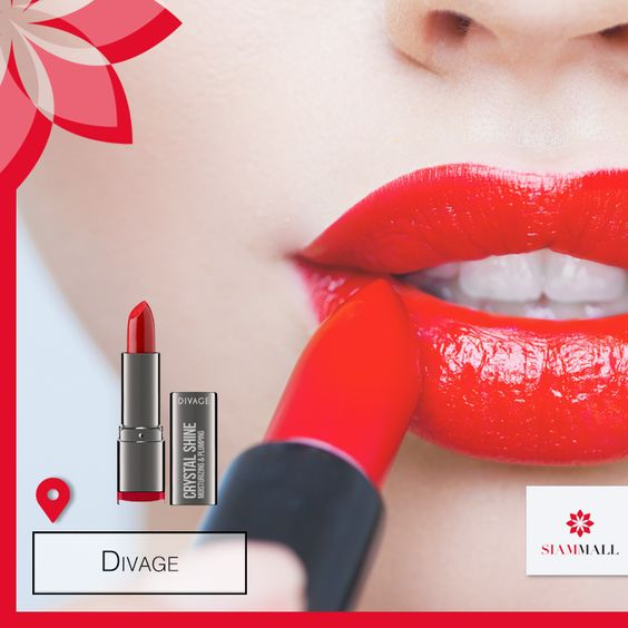 Dale al otoño color con un pintalabios genial de la marca #DivageSpain ¡Lo…