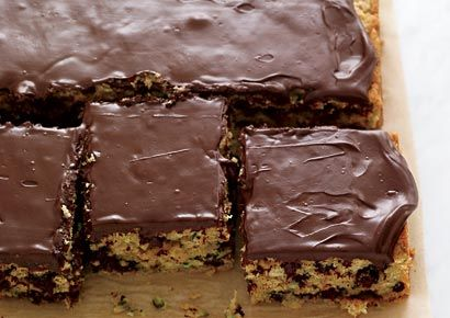10 Healthy Chocolate Dessert Recipes. I'll look but I it find hard to believe ;)