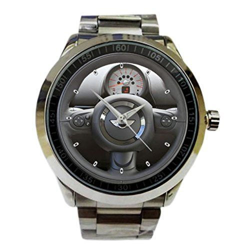 New Wrist watches XRJS051 2014 MINI Paceman John Cooper Works Steering Wheel Accessories Sport Watch -- Read more by visiting the link on the image.