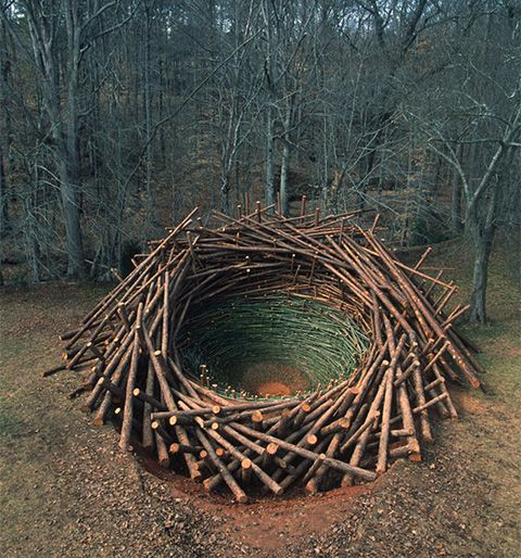 80 ton birds nest....
