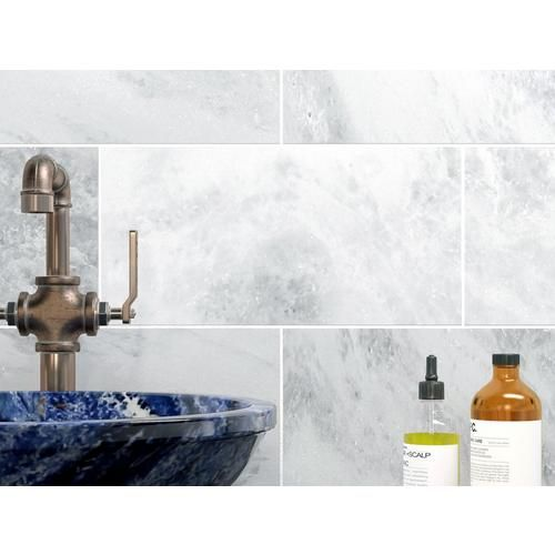 sahara carrara marble tile floor